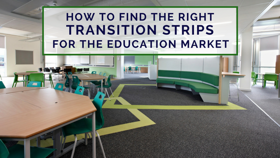 Helping Architects And Planners Find The Right Transition Strip For A Project In The Education Market-9