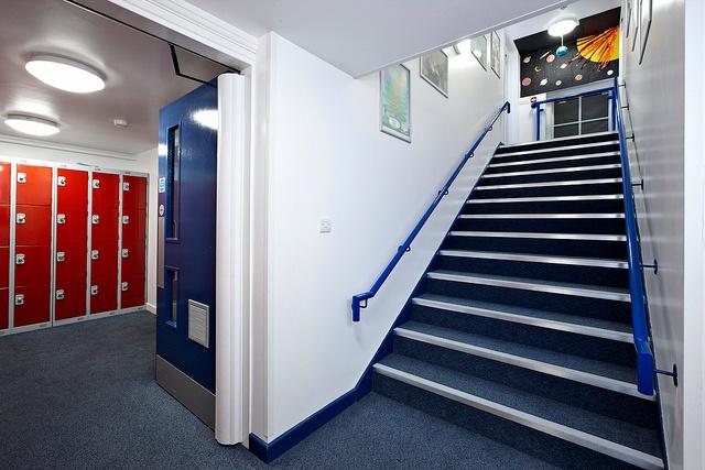 stair nosing school education locker room.jpg