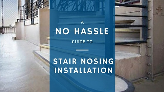 How To Install Gradus Stair Nosing