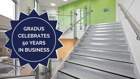 Gradus Celebrates 50 Years In Business