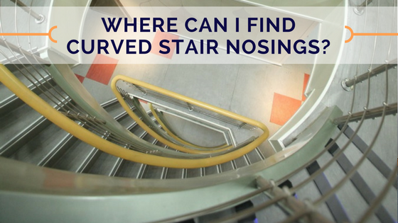 Anyone Whou0027s Searched For Curved Stair Nosings To Fit A Radius Staircase  Knows That They Can Be Hard To Come By. Few Manufacturers Create Curved  Nosing, ...